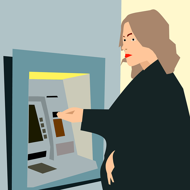ATM, give me some money!